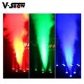 Spray Fogger Machine 1700W LED Fog Jet Machine Special Smoke Machine 12