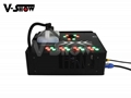 Spray Fogger Machine 1700W LED Fog Jet Machine Special Smoke Machine