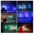 700W Small Fog Machine Spot Light Laser Light Stage Effect Smoke Machine 12
