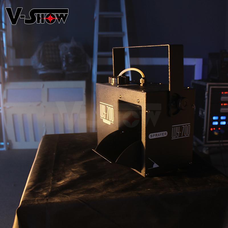 700W Small Fog Machine Spot Light Laser Light Stage Effect Smoke Machine 10