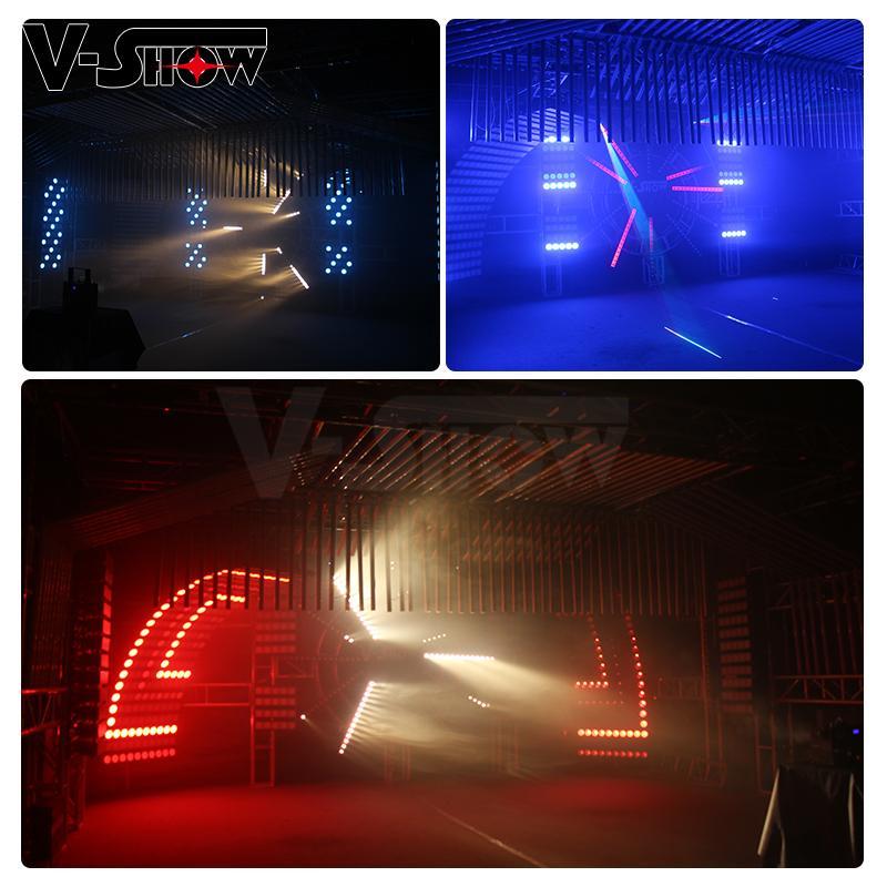 700W Small Fog Machine Spot Light Laser Light Stage Effect Smoke Machine 11