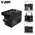 700W Small Fog Machine Spot Light Laser Light Stage Effect Smoke Machine 9