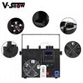 700W Small Fog Machine Spot Light Laser Light Stage Effect Smoke Machine 6