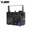 700W Small Fog Machine Spot Light Laser Light Stage Effect Smoke Machine 1
