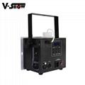 Mini Fog Machine 500w Wedding Stage KTV DMX Remote Control Spray Smoke Machine 1
