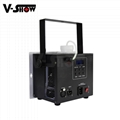 Mini Fog Machine 500w Wedding Stage KTV DMX Remote Control Spray Smoke Machine