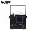 Mini Fog Machine 500w Wedding Stage KTV DMX Remote Control Spray Smoke Machine 2