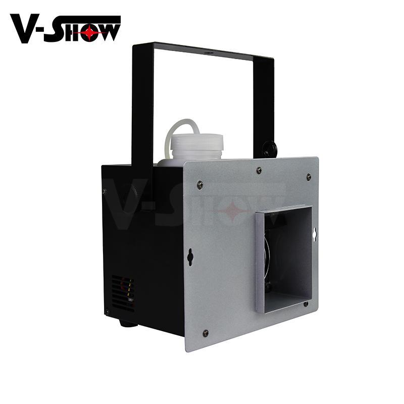 Mini Fog Machine 500w Wedding Stage KTV DMX Remote Control Spray Smoke Machine 4