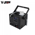 Mini Fog Machine 500w Wedding Stage KTV DMX Remote Control Spray Smoke Machine 3