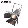 LED Fresnel FSP200 Spotlight 200W with Manual zoom 200WLEDFresnelSpotlight 5