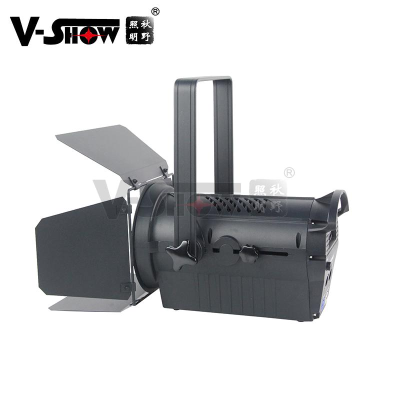 LED Fresnel FSP200 Spotlight 200W with Manual zoom 200WLEDFresnelSpotlight 6