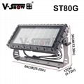 ip65 strobe light Outdoor LED Strobe 560W 2