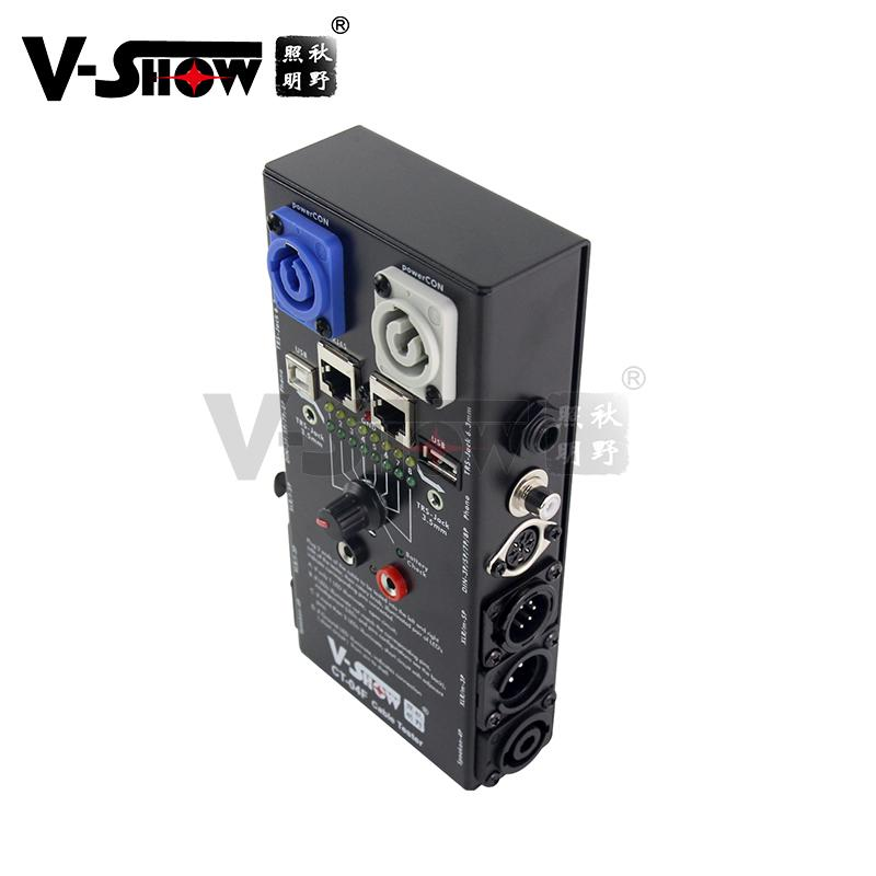 Cable Tester Detector Harness Conduction Tester Switching Machine Terminal Wire 4