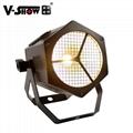 V-Show 40W Retro RGBW COB par for dj