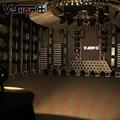 V-Show 40W Retro RGBW COB par for dj disco 11