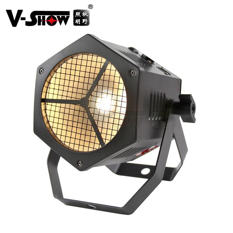 V-Show 40W Retro RGBW COB par for dj disco 9