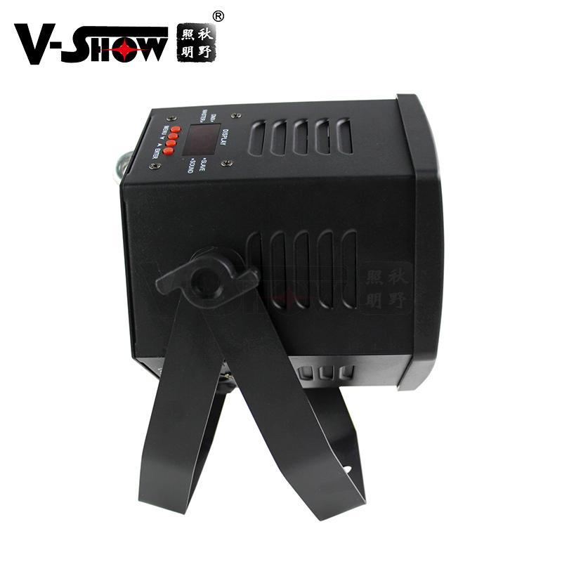 V-Show 40W Retro RGBW COB par for dj disco 6