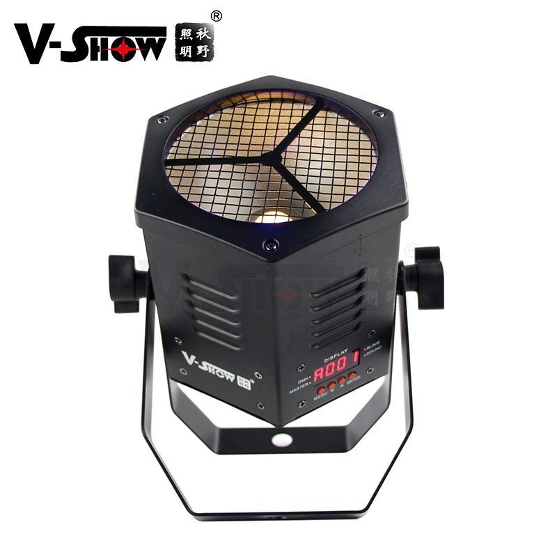 V-Show 40W Retro RGBW COB par for dj disco 7