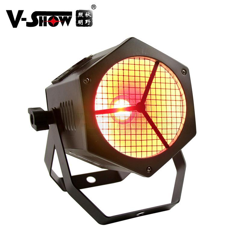 V-Show 40W Retro RGBW COB par for dj disco 8