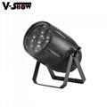 Outdoor Waterproof 7*40W Zoom LED Par