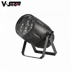 Outdoor Waterproof 7*40W Zoom LED Par Light RGBW 4in1 DMX RDM Par Light for DJ D