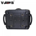 New Style 150w spot moving head light 3 prism dmx control lamp 17 Beam Angle for 4