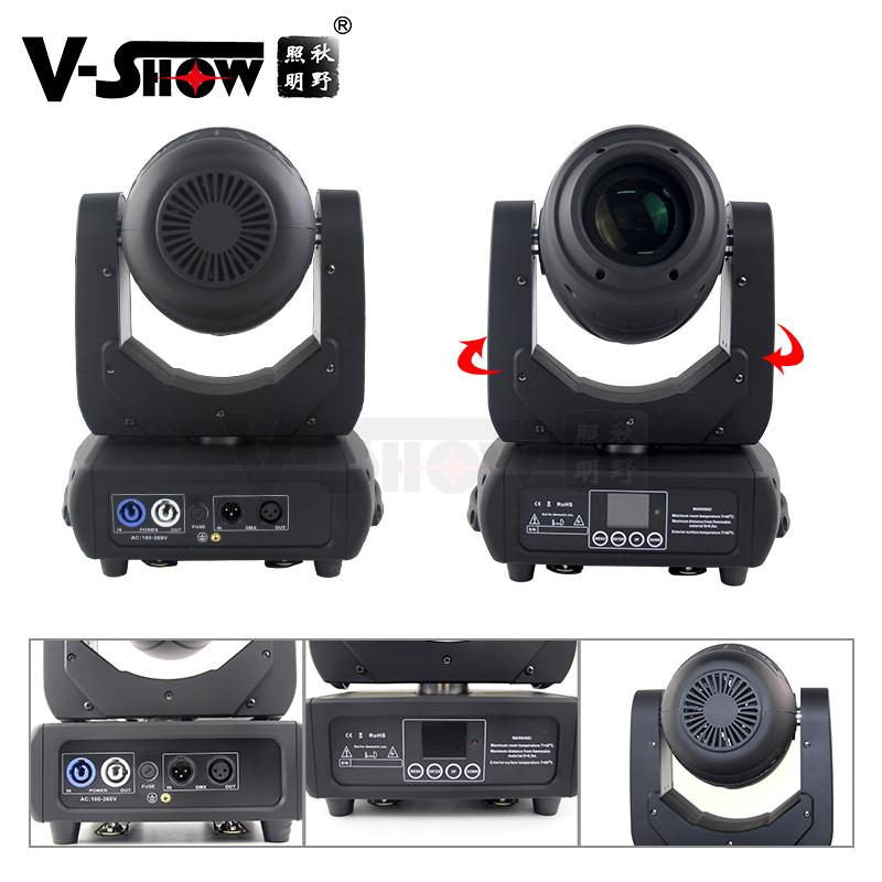 New Style 150w spot moving head light 3 prism dmx control lamp 17 Beam Angle for 3