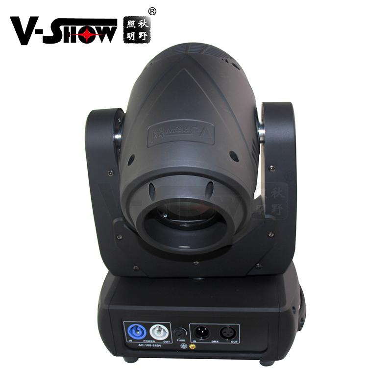 New Style 150w spot moving head light 3 prism dmx control lamp 17 Beam Angle for 7