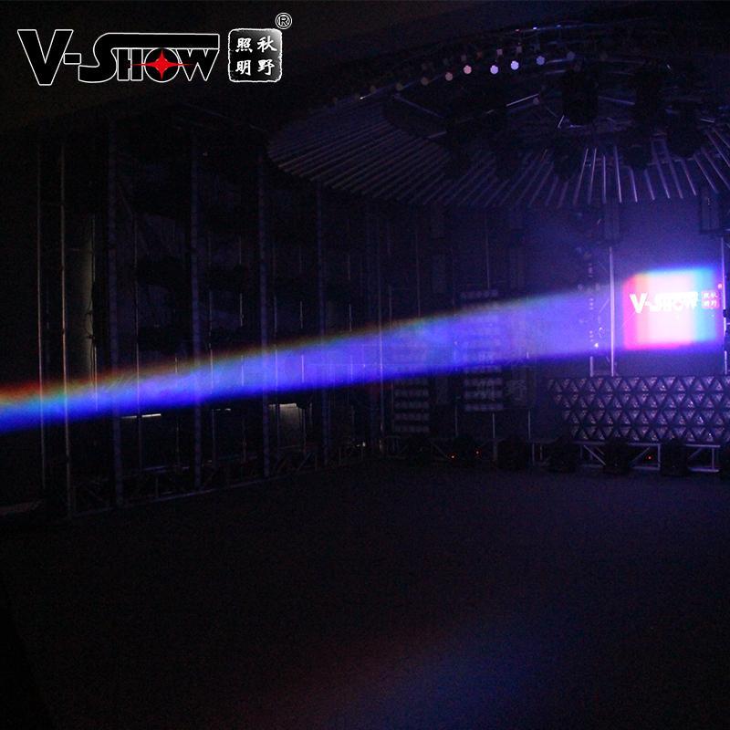 V-show 2021 luces led led bar dmx rgbw 6*40W zoom wash beam moving head for dj d 14