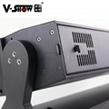 V-show 2021 luces led led bar dmx rgbw 6*40W zoom wash beam moving head for dj d 8