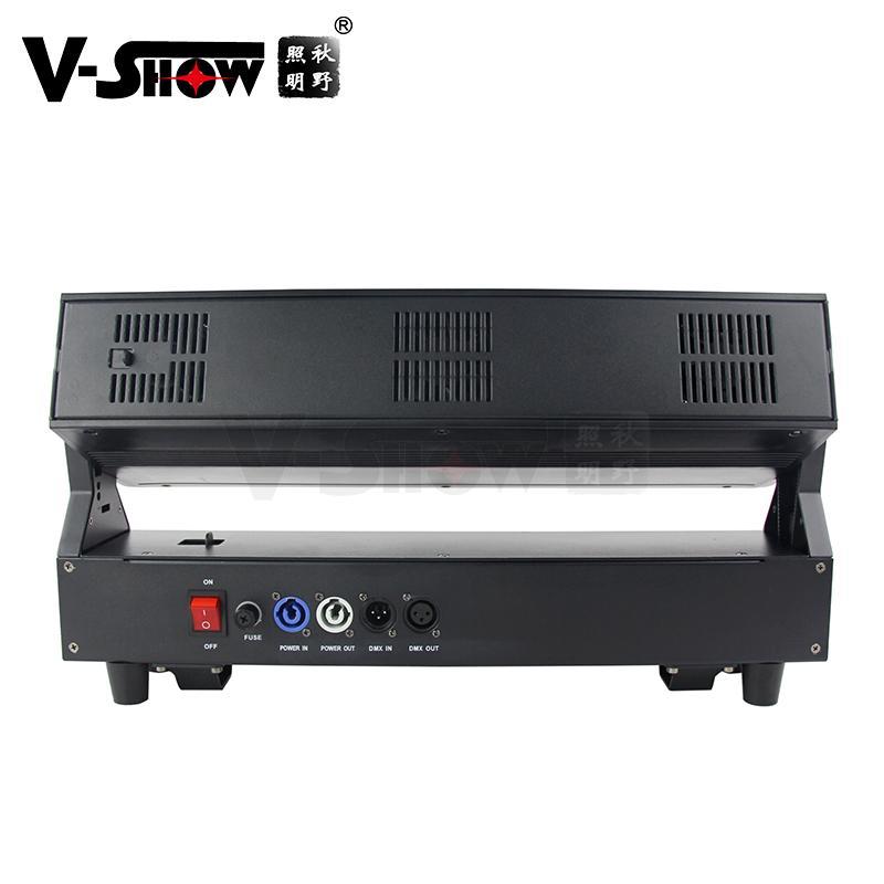 V-show 2021 luces led led bar dmx rgbw 6*40W zoom wash beam moving head for dj d 10