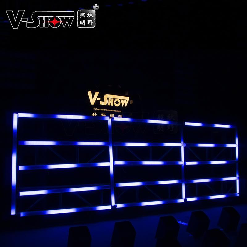 16PCS with controller UV LED Pixel Tube LED DMX Kinetic Pixel Tube Advertising M