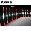 V-SHOW NEW arrive 240pcs 5W 7575+480pcs 0.3W RGB 3in1 SMD led pixel controller w 8