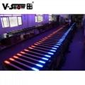 V-SHOW NEW arrive 240pcs 5W 7575+480pcs 0.3W RGB 3in1 SMD led pixel controller w 12