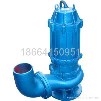 WQ系列池塘泵潜水泵 1