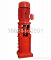 DL立式多级泵消防泵
