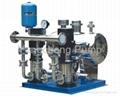 MVWS无负压变频供水设备