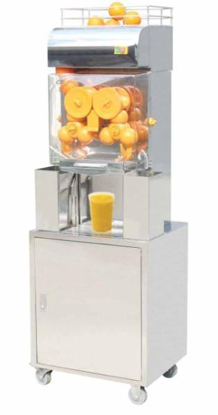 全自动鲜橙榨汁机 1