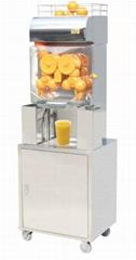 全自动鲜橙榨汁机