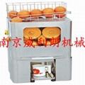 全自动鲜橙榨汁机 3