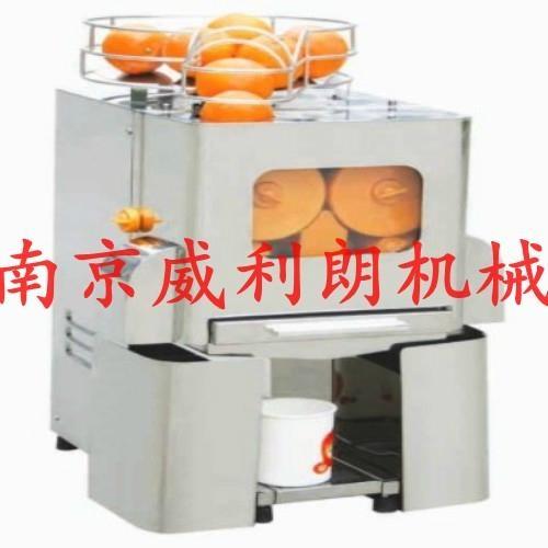 全自动鲜橙榨汁机 4