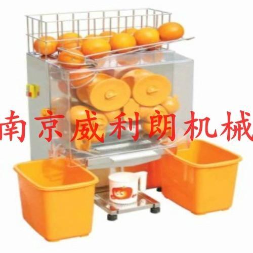 全自动鲜橙榨汁机 5