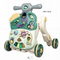 嬰兒學行車