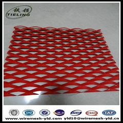 Anping factory decorative Aluminum expanded metal mesh
