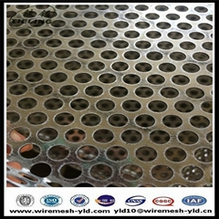 低碳鋼板沖孔網