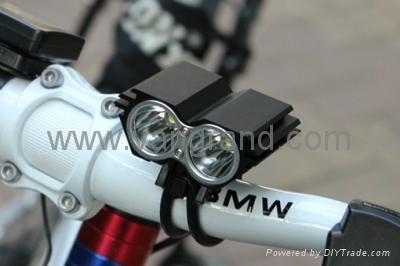 BIKE LIGHT,2*XM-L U2 LED 1
