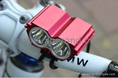 BIKE LIGHT,2*XM-L U2 LED 2