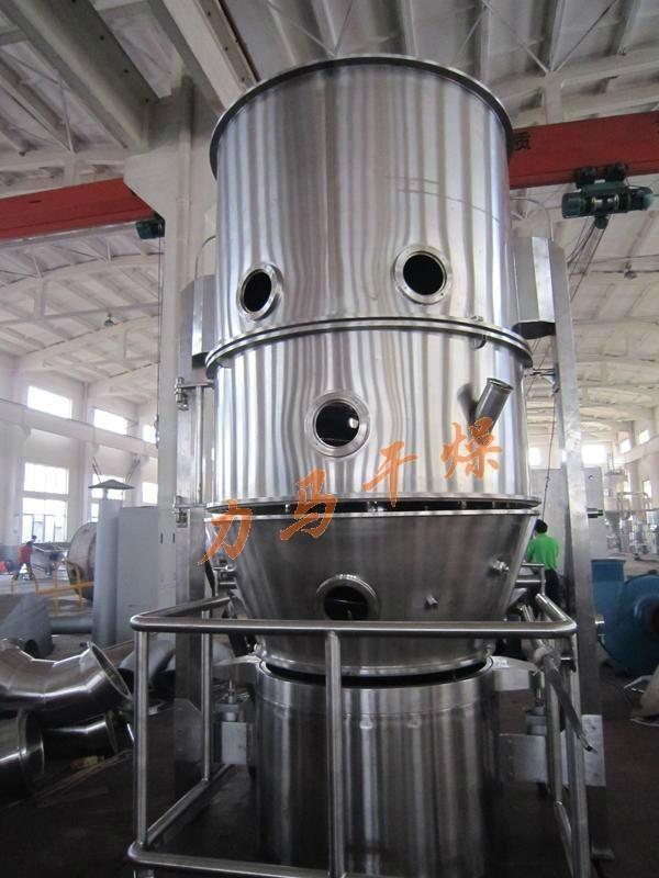 FG型沸騰乾燥機 2