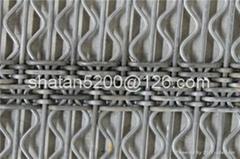 Mine Sieving Mesh of 10mm wire diameter