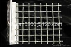 7mm slurry vibrating screen mesh
